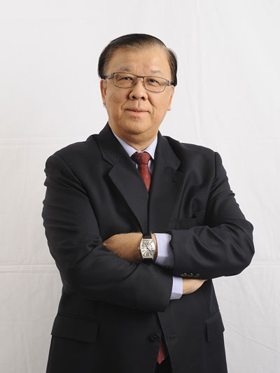 Dato' Sri Chong Ket Pen, Group Managing Director, Protasco Berhad