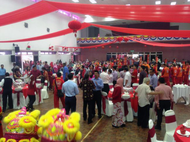 Protasco's Chinese New Year Open House 2017