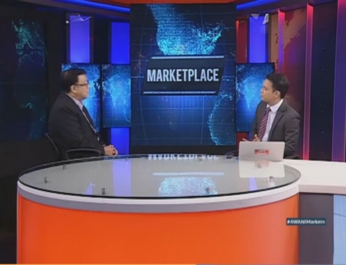 Talking about Protasco's Growth on Astro Awani's The Marketplace